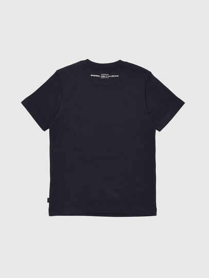 Diesel - TJUSTXD, Negro - Camisetas y Tops - Image 2