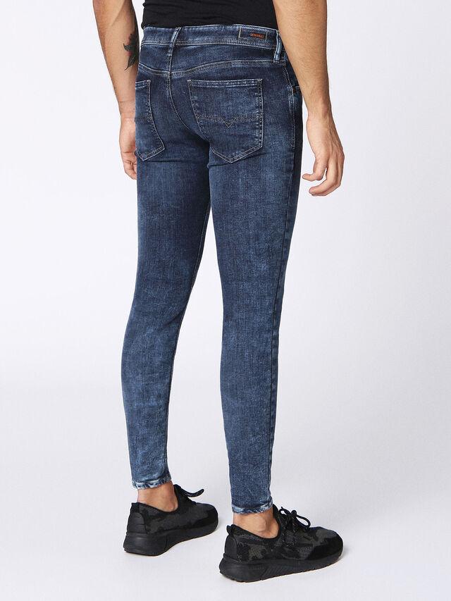 STICKKER 0687M, Blue Jeans