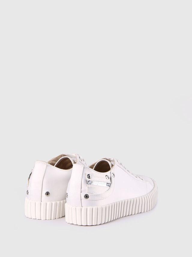 Diesel - S-EXPOSURE CLC W, Blanco - Sneakers - Image 2