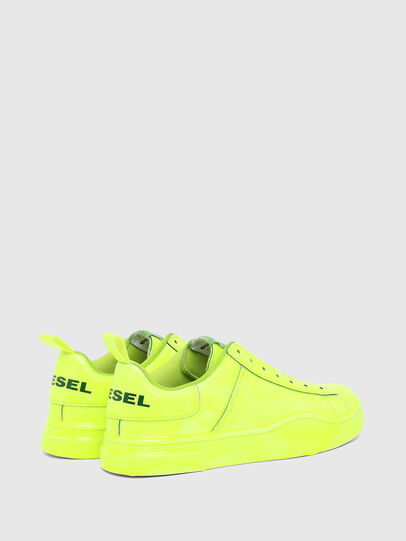 Diesel - S-CLEVER SO W, Amarillo - Sneakers - Image 3