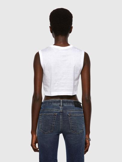 Diesel - T-WELL, Blanco - Camisetas - Image 2