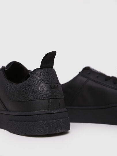 Diesel - S-CLEVER LOW, Negro - Sneakers - Image 4