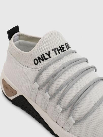 Diesel - S-KB SL II, Blanco - Sneakers - Image 4