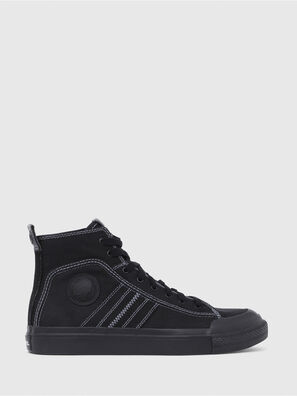 S-ASTICO MID LACE, Negro - Sneakers