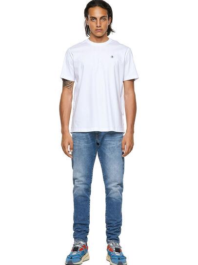 Diesel - T-JUST-ROMOHI, Blanco - Camisetas - Image 4