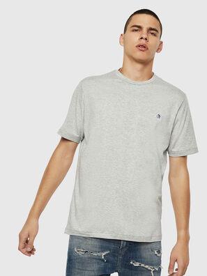 T-JUSTY, Gris Claro - Camisetas