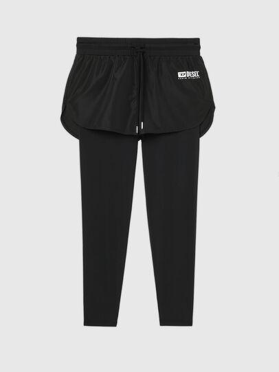 Diesel - UFLB-FAUSTIN-LP-MJ, Negro - Pantalones - Image 1