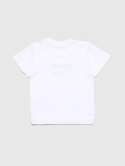 Diesel - TJUSTDIXB, Blanco - Camisetas y Tops - Image 2