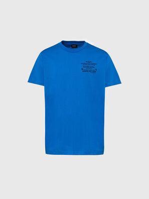 T-DIEGOS-X44, Azul - Camisetas