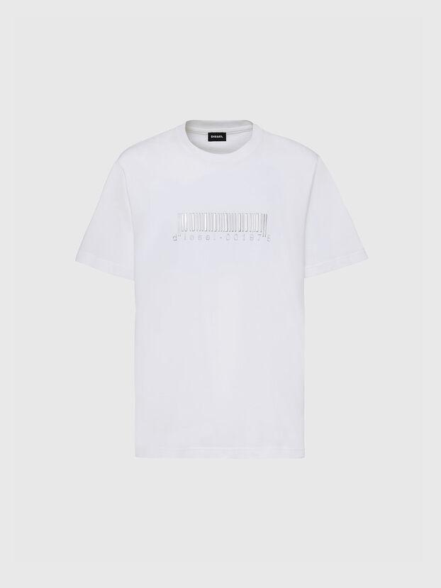 T-JUST-SLITS-X85, Blanco - Camisetas