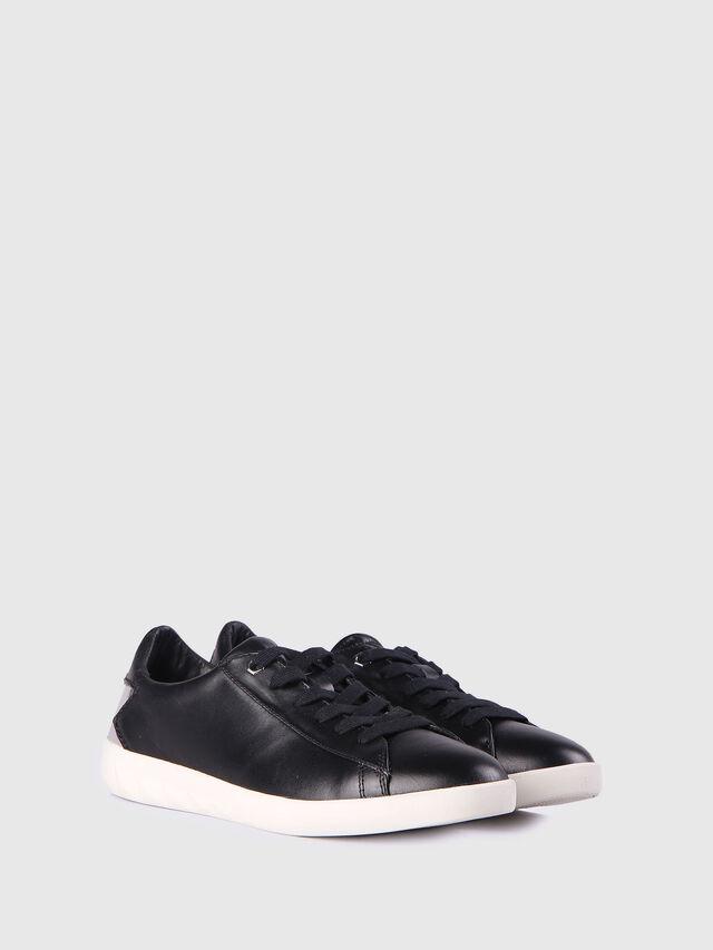 Diesel - S-OLSTICE LOW W, Negro - Sneakers - Image 3