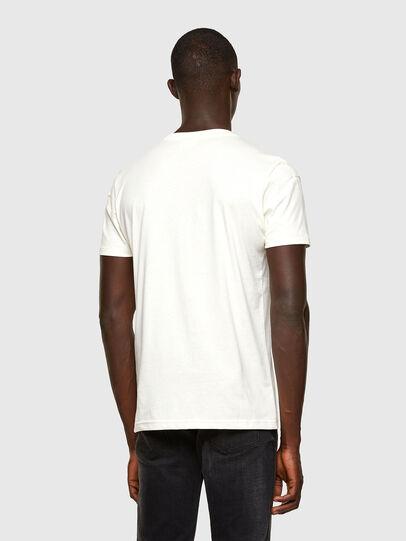 Diesel - T-DORYMO-A1, Blanco - Camisetas - Image 2