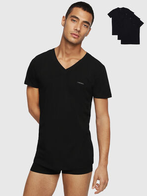 UMTEE-MICHAEL3PACK, Negro - Tops