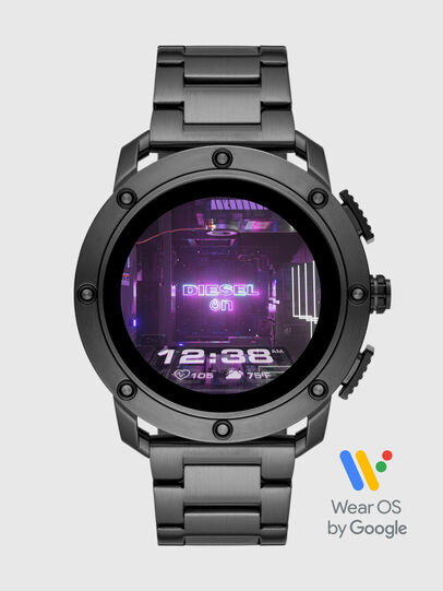 Diesel - DT2017, Gris oscuro - Smartwatches - Image 1