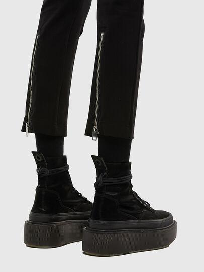 Diesel - P-CUPERY, Negro - Pantalones - Image 6