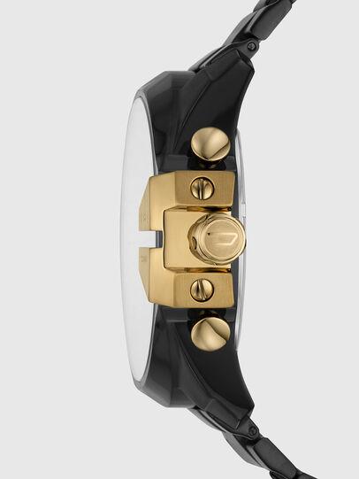 Diesel - DZ4485, Negro/Dorado - Relojes - Image 2