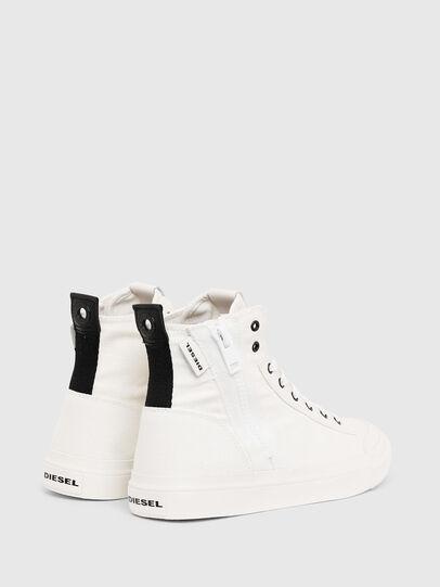 Diesel - S-ASTICO MID ZIP, Blanco - Sneakers - Image 3