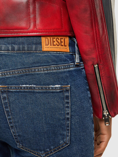 Diesel - D-Ebbey 009NV, Azul Oscuro - Vaqueros - Image 4
