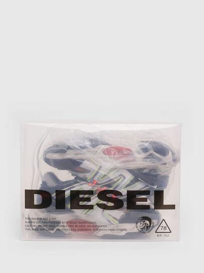 Diesel - S-KIPPER SK, Blanco/Negro - Sneakers - Image 6