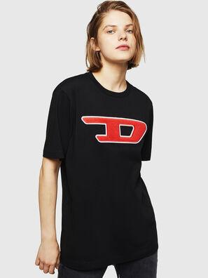 T-JUST-DIVISION-D-FL, Negro - Camisetas