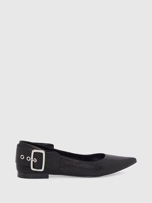 D-MOMY BAT, Negro - Zapatos bajos