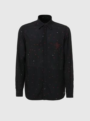 S-ADAMES, Negro - Camisas
