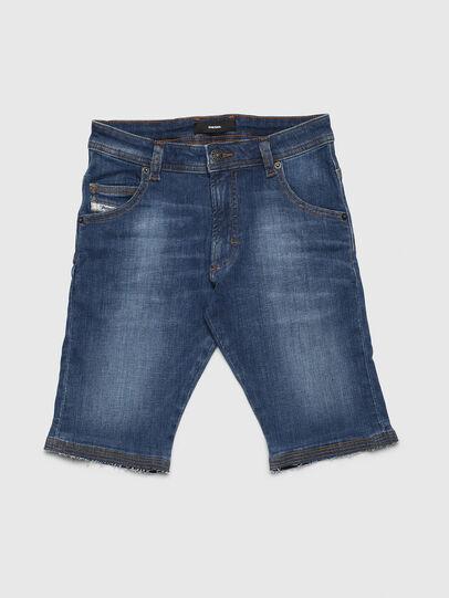 Diesel - PROOLI-N, Azul medio - Shorts - Image 1