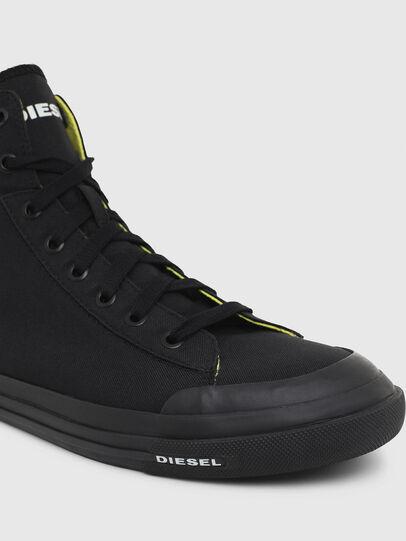 Diesel - S-ASTICO MID CUT, Negro - Sneakers - Image 5