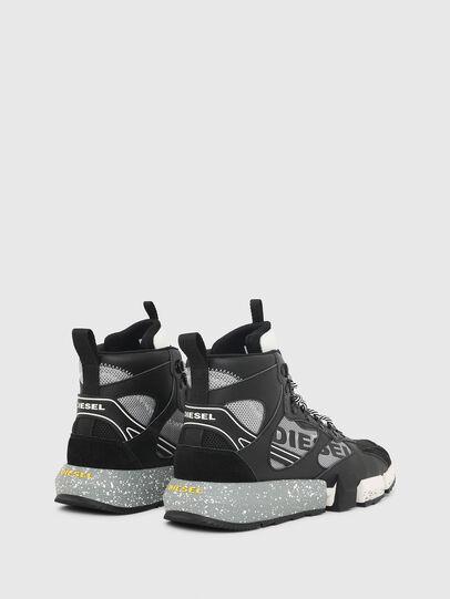 Diesel - S-PADOLA MID TREK, Negro/Gris - Sneakers - Image 3