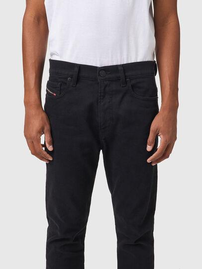 Diesel - D-Amny JoggJeans® Z9A29, Negro/Gris oscuro - Vaqueros - Image 3