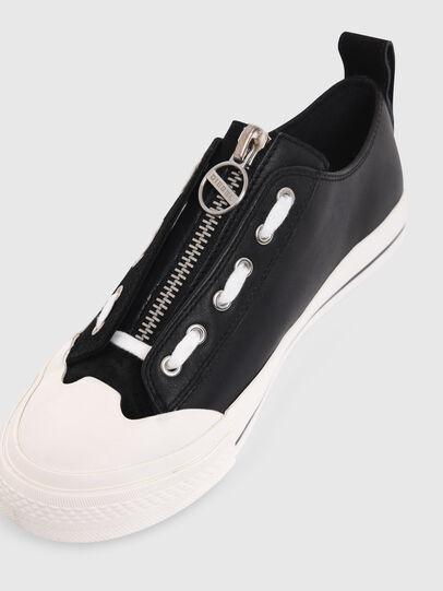 Diesel - S-ASTICO LZIP W, Negro - Sneakers - Image 5
