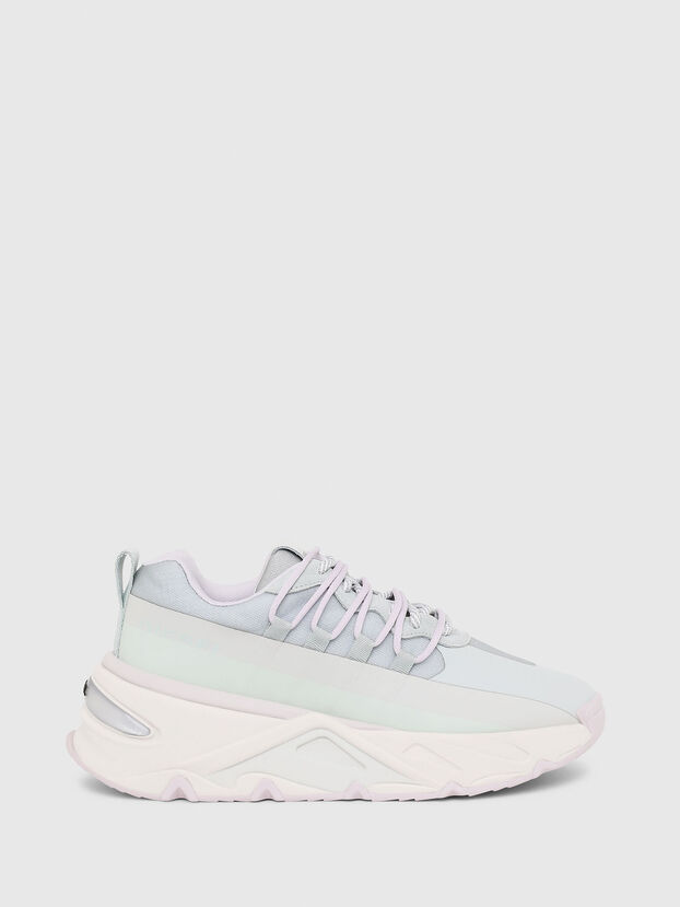 S-HERBY SB, Blanco/Azul - Sneakers