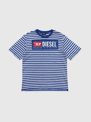 TVIKTOR OVER, Azul/Blanco - Camisetas y Tops