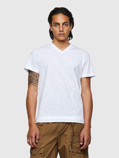 Diesel - T-NORRIE, Blanco - Camisetas - Image 1