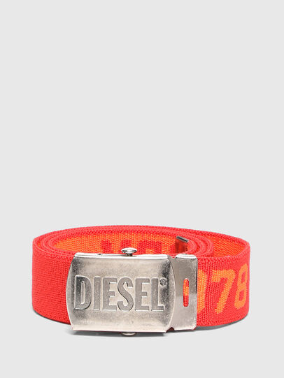 Diesel - BARAT, Naranja - Cinturones - Image 1