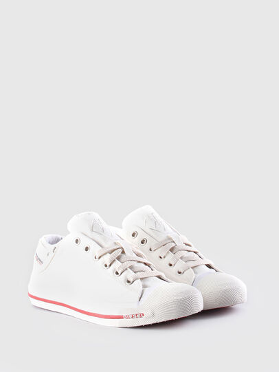 Diesel - EXPOSURE LOW W, Blanco - Sneakers - Image 2