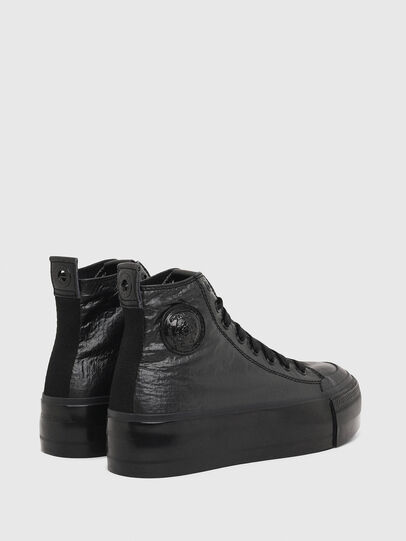 Diesel - S-ASTICO MC WEDGE, Negro - Sneakers - Image 3