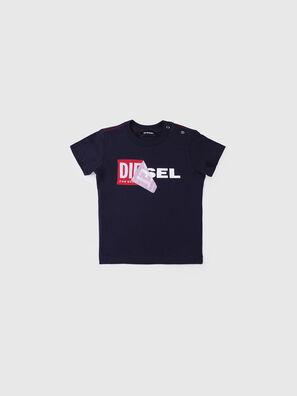 TOQUEB MC, Azul Marino - Camisetas y Tops
