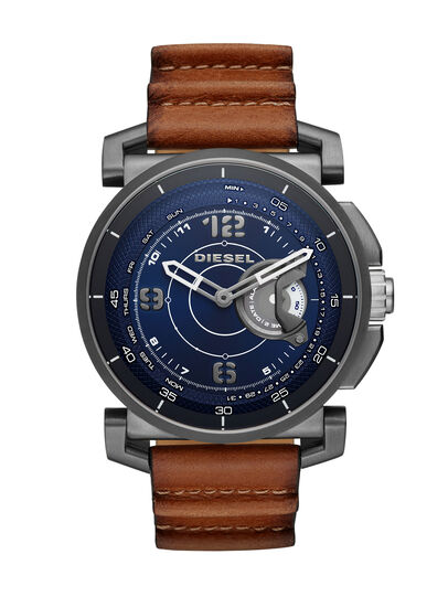 Diesel - DT1003, Marrón - Smartwatches - Image 2