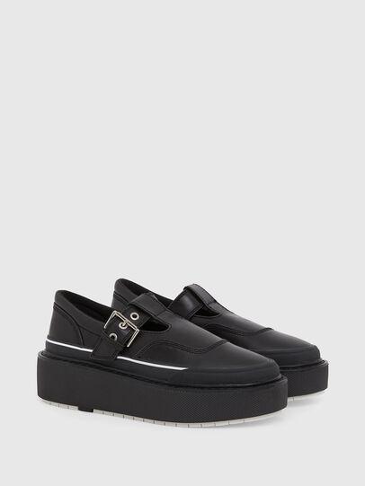 Diesel - H-SCIROCCO BA, Negro - Sneakers - Image 2