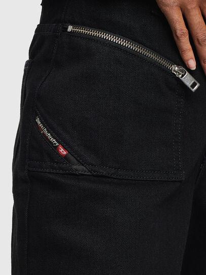 Diesel - DE-REIKA-SX, Negro - Pantalones - Image 3