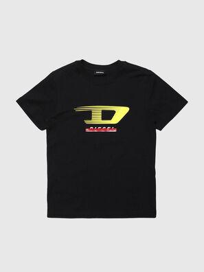 TJUSTY4, Negro - Camisetas y Tops