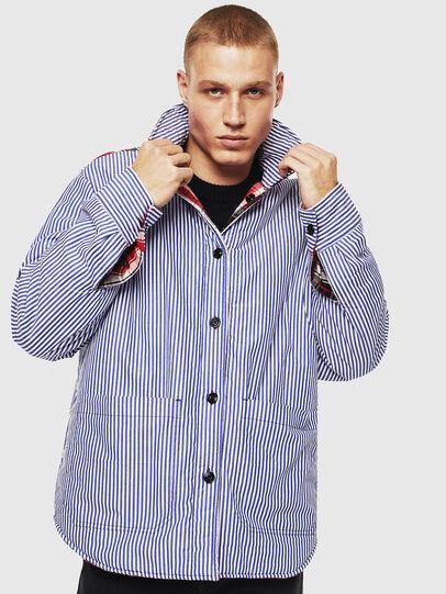 Diesel - S-JOHNS, Rojo/Negro - Camisas - Image 3