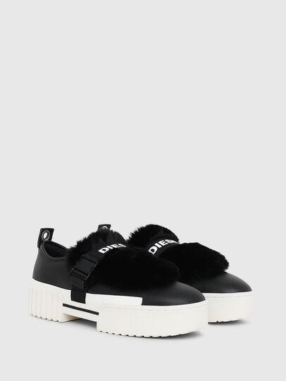 Diesel - S-MERLEY LF, Negro - Sneakers - Image 2