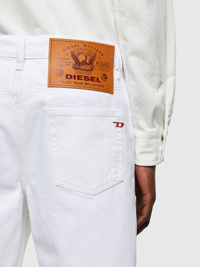 Diesel - D-STRUKT-SHORT, Blanco - Shorts - Image 4