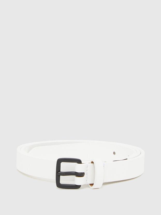 B-LOWGO, Blanco - Cinturones