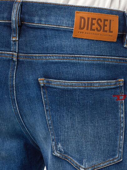 Diesel - D-Istort 009CX, Azul medio - Vaqueros - Image 5
