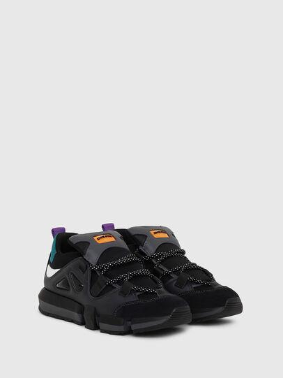 Diesel - H-PADOLA LOW S, Negro - Sneakers - Image 2