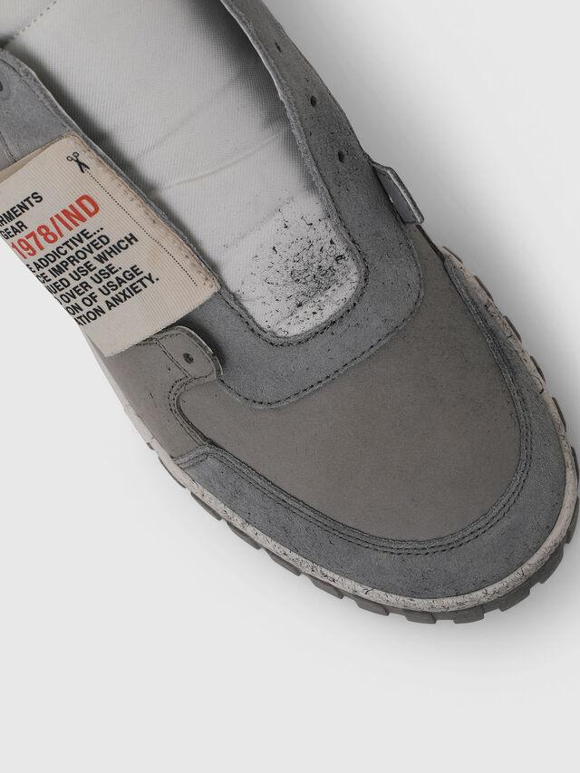 Diesel - S-LE RUA ON, Gris - Sneakers - Image 5