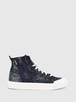 S-ASTICO MID ZIP, Azul - Sneakers